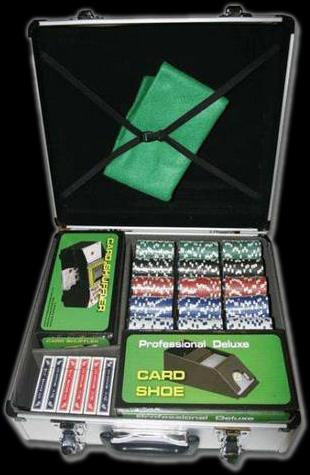 Покер В Чемодане